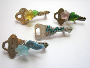 key brooches
