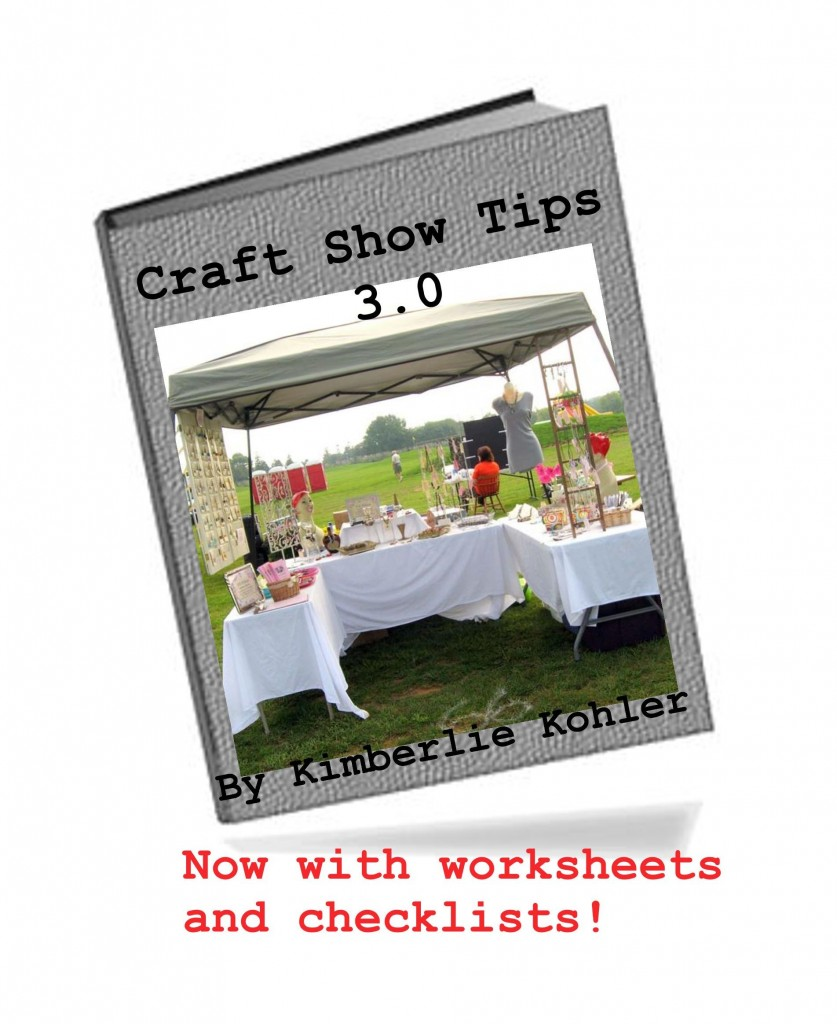 Craft Show Tips eBook