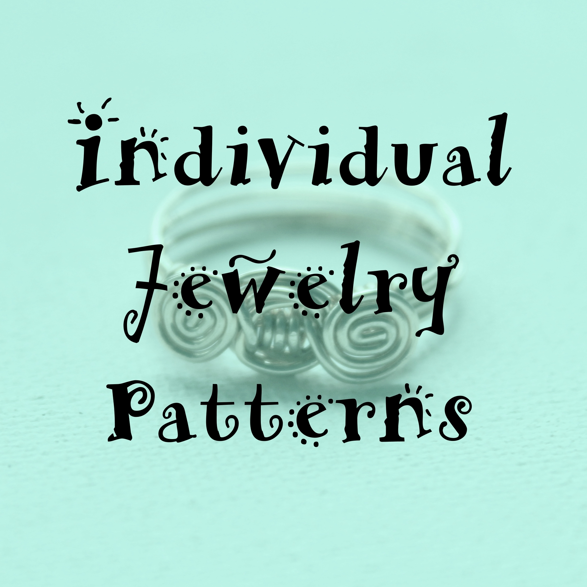 Individual Jewelry Patterns