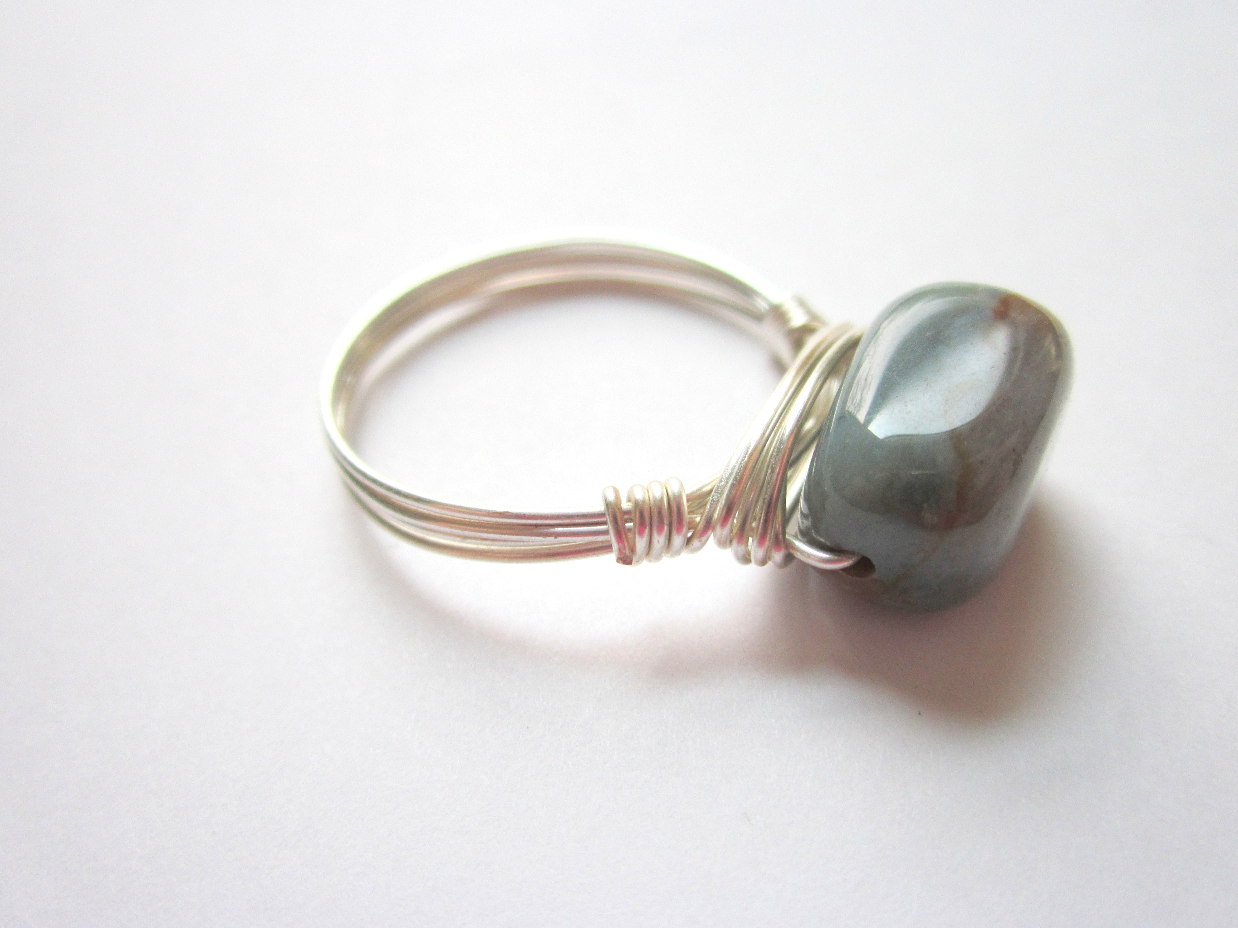 Make Wire Wrapped Rings as Beautiful, Thoughtful Gifts