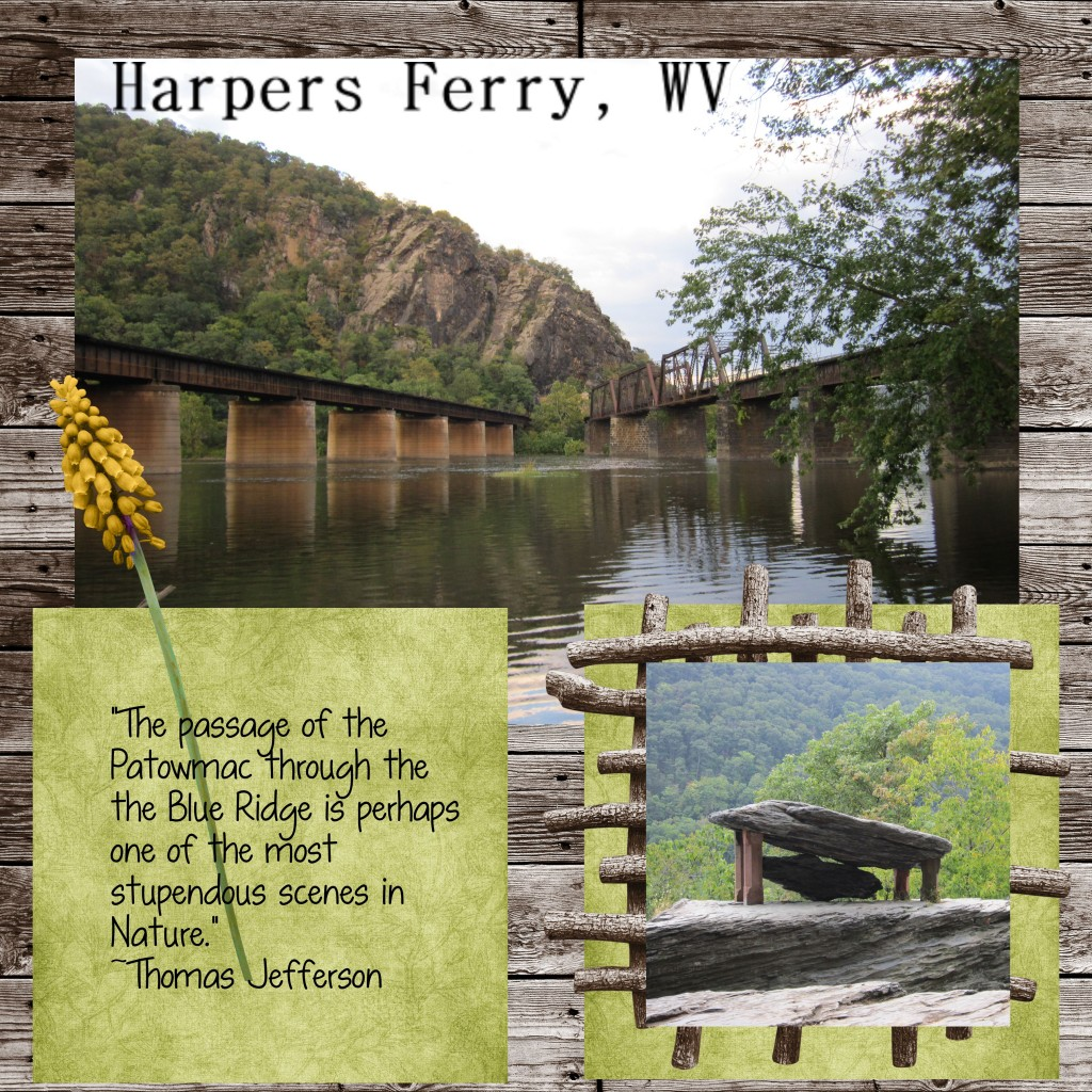 Harpers Ferry, WV Road trip