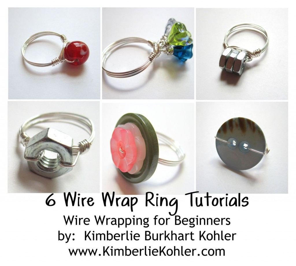 Wire Ring Tutorials