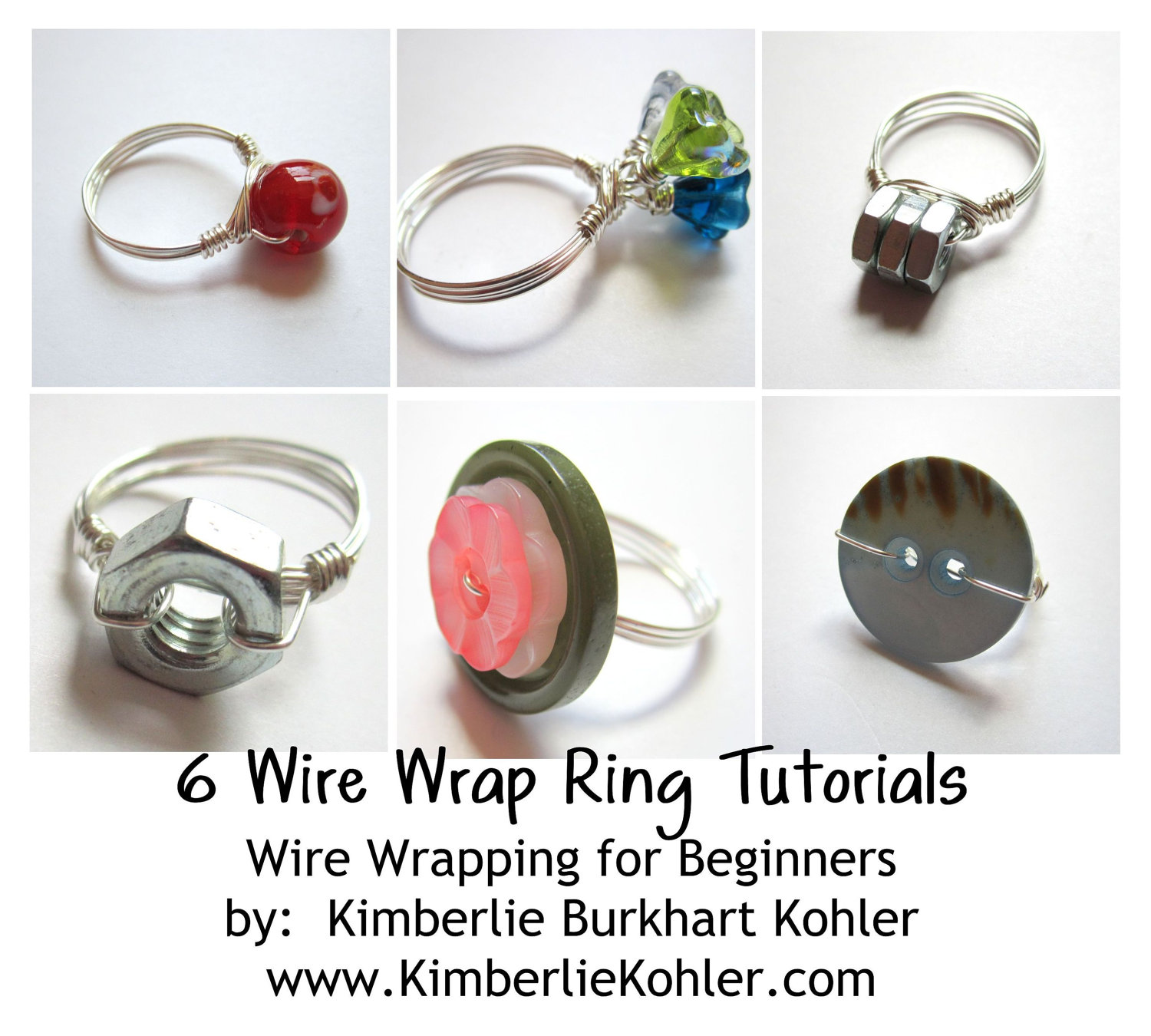 Awesome Simple Wire Rings Photos - Electrical and Wiring Diagram ...