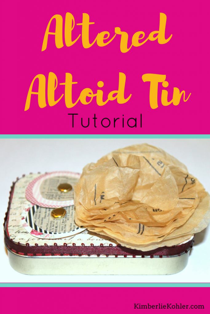 Altoid Tin Tutorial
