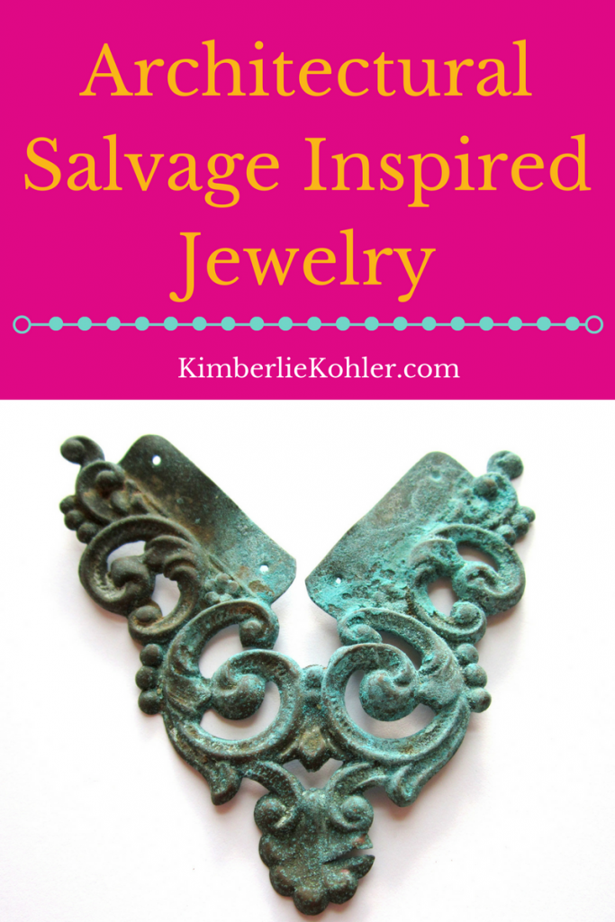 Architectural Salvage Jewelry