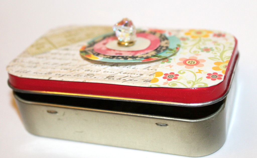 Altered Art Altoid Tin