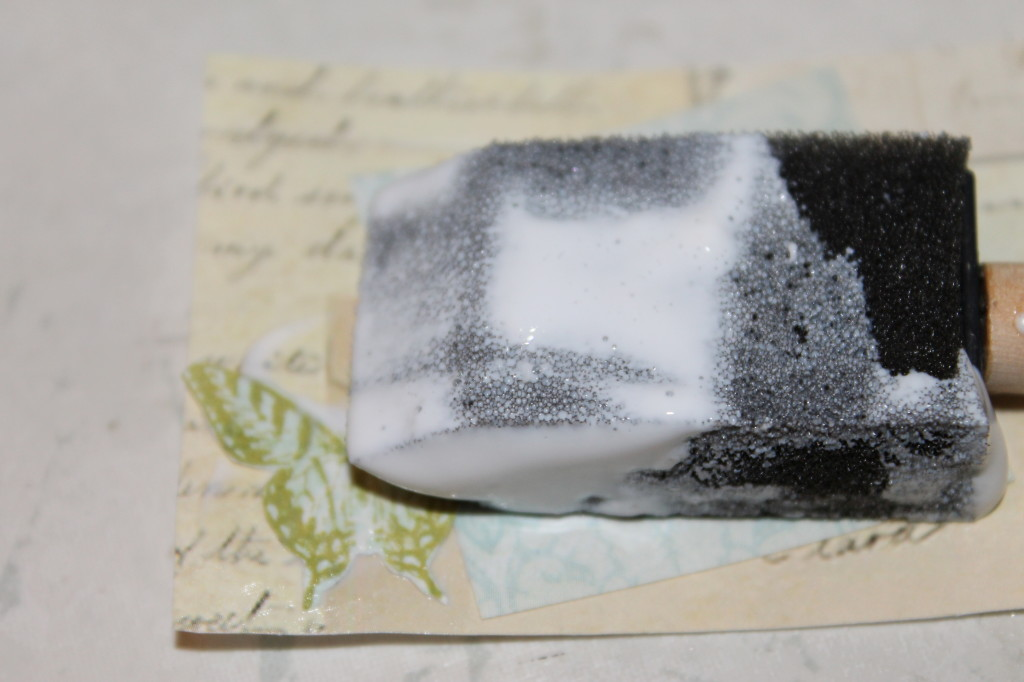 Upcycled Paperweight Tutorial