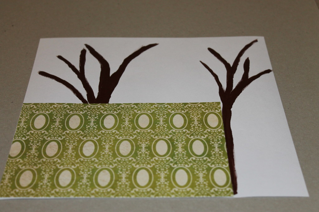 Create a simple scrapbook step 3