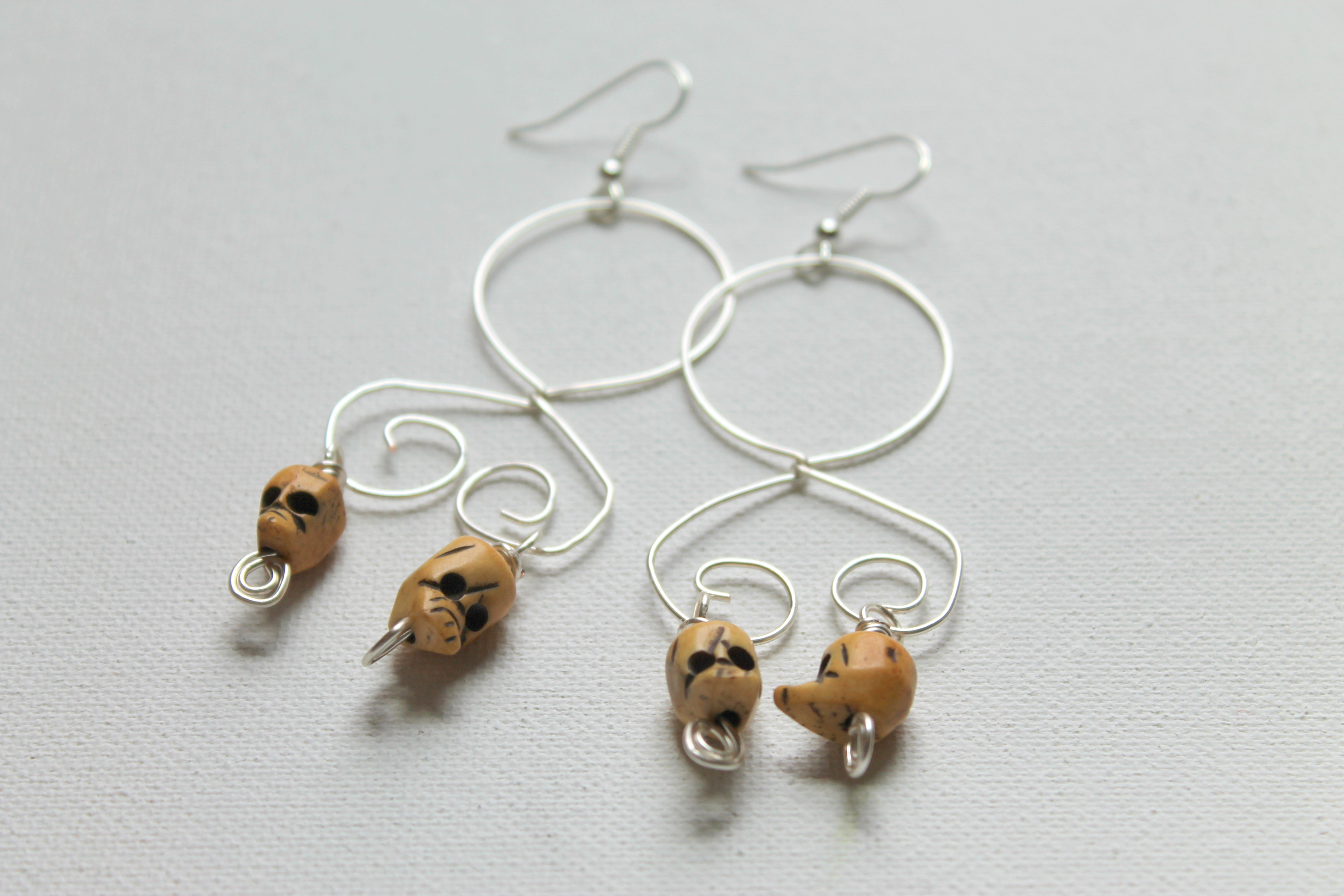 earring wire tutorial | Emerging Creatively Jewelry Tutorials