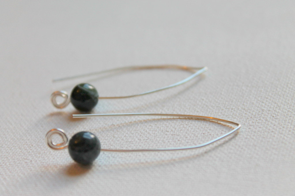 Simple Wire Earrings