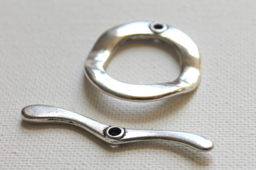 Pewter Clasp