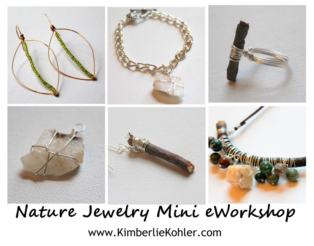 Nature Jewelry Workshop