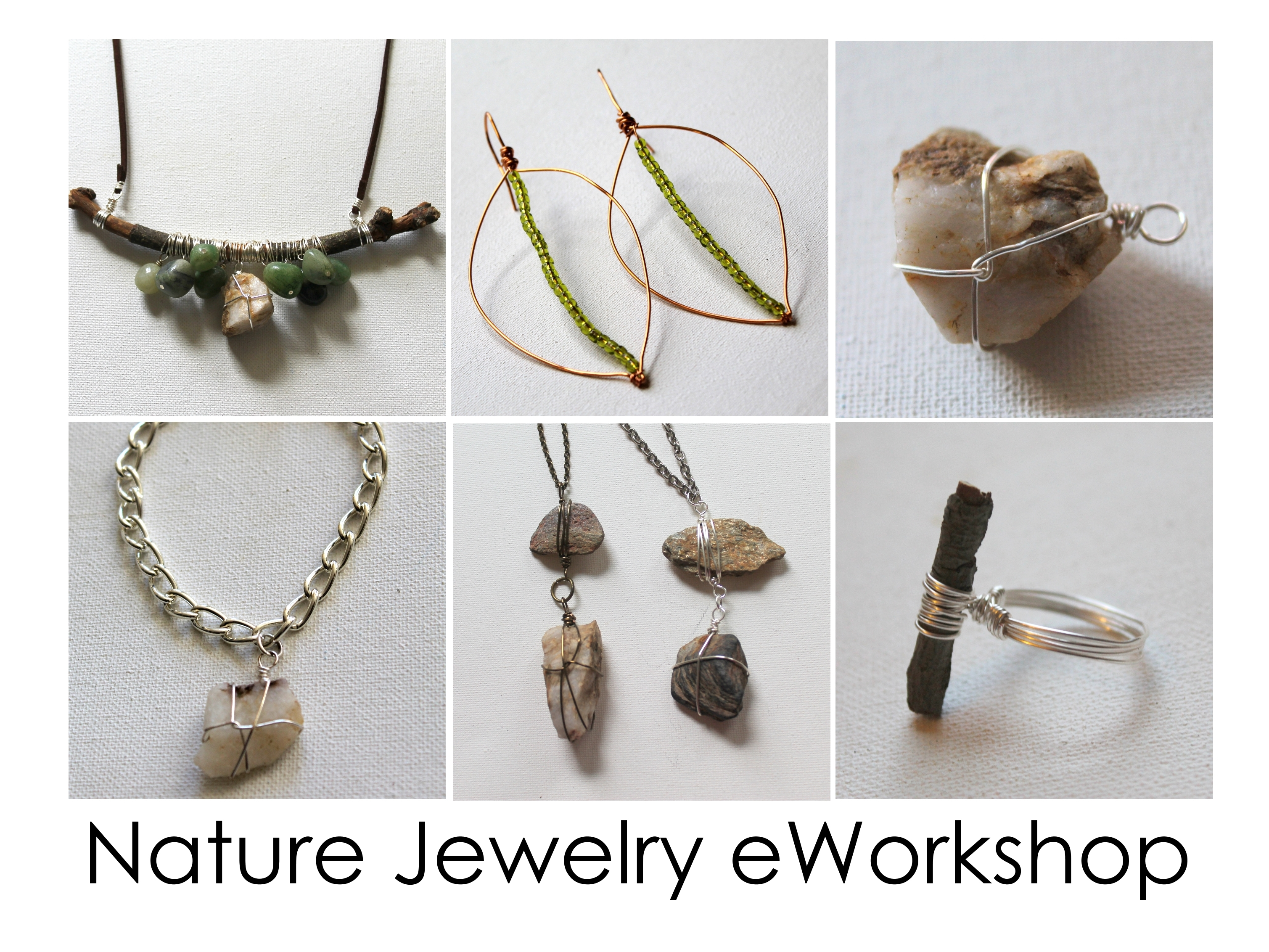 Nature Jewelry eWorkshop