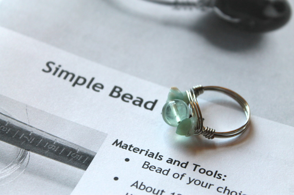 Bead Ring Tutorial