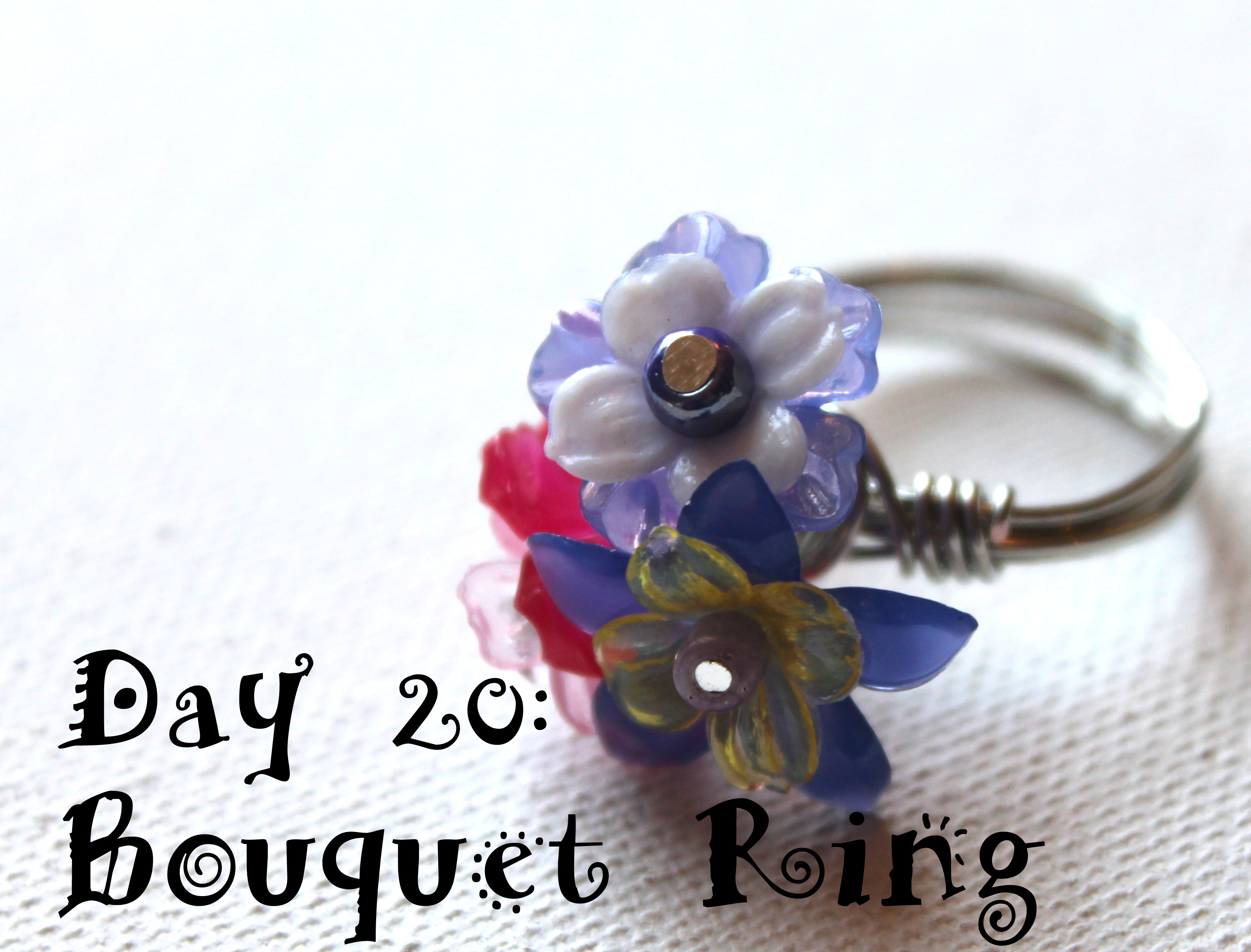 ring tutorial | Emerging Creatively Jewelry Tutorials