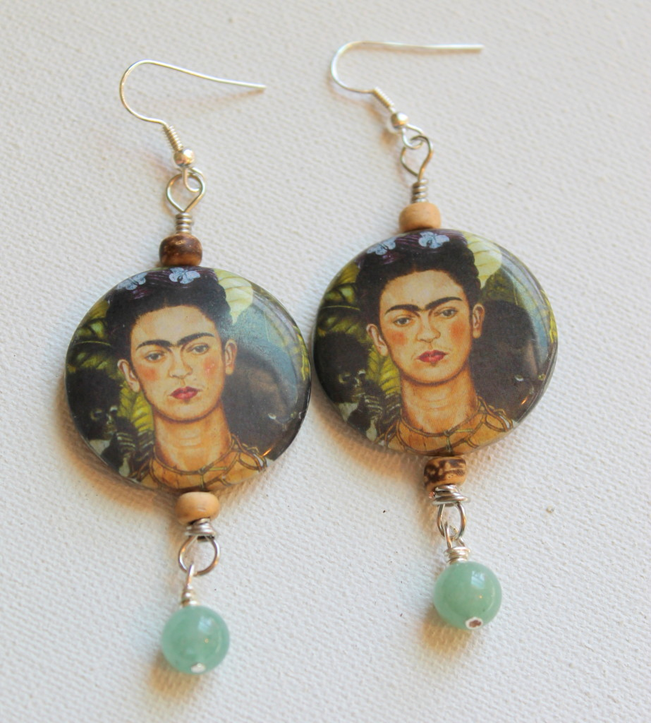 Frida Tier Earrings 2
