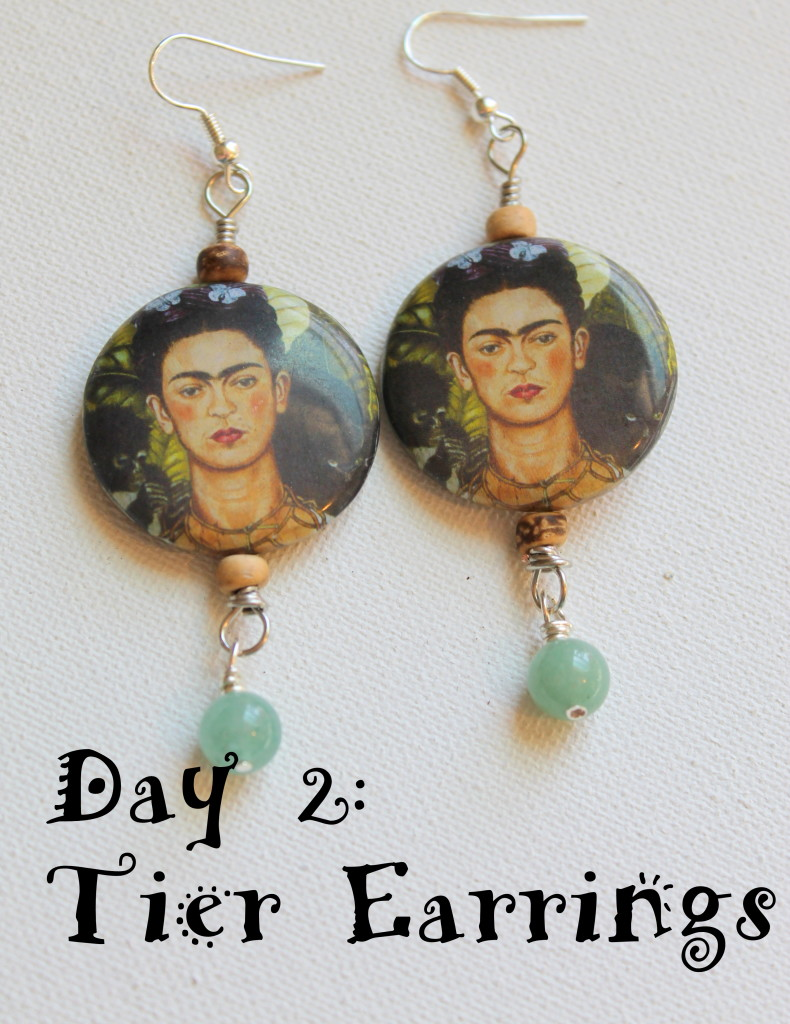 Frida Tier Earrings