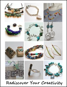 Rediscover Your Creativity & Make Jewelry