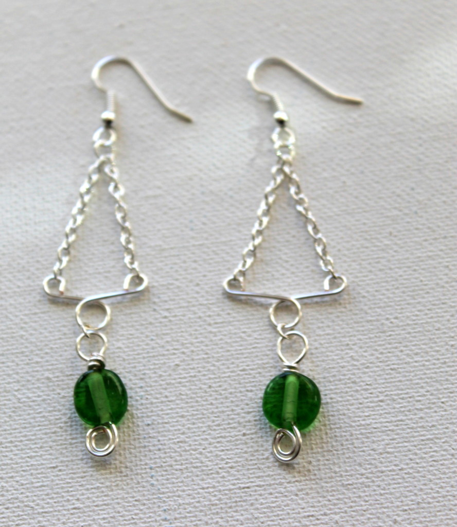 How to make unique earrings