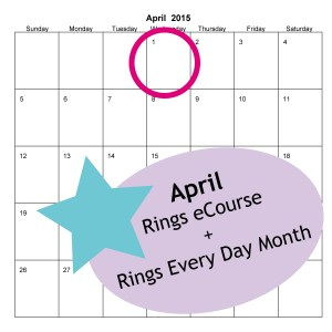 Wire Wrapped Rings eCourse + Rings Every Day Month