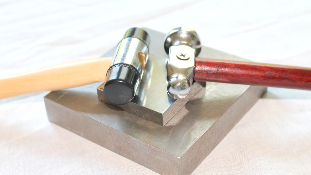 Hammers for wire wrapping