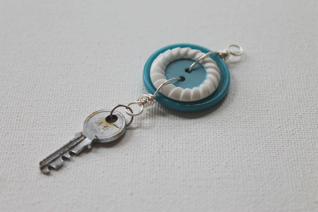 Charms make with Unconventional Materials