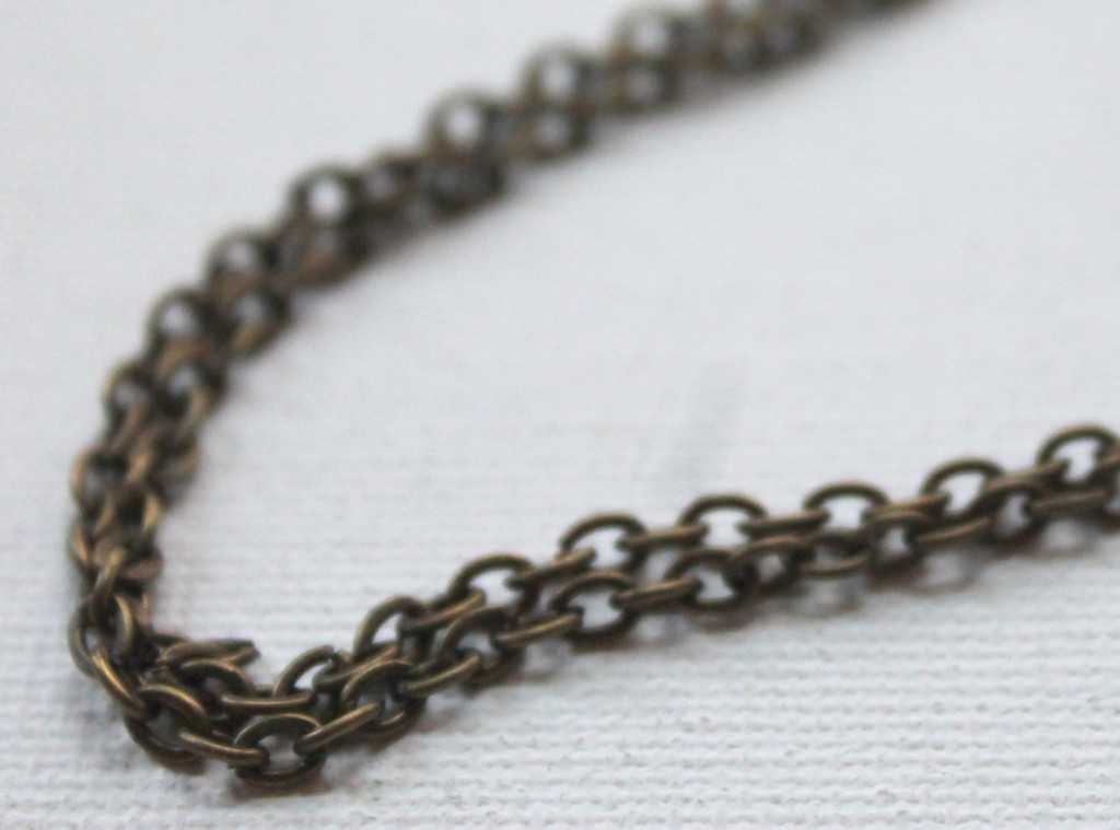 Dangle Chain Necklace Tutorial