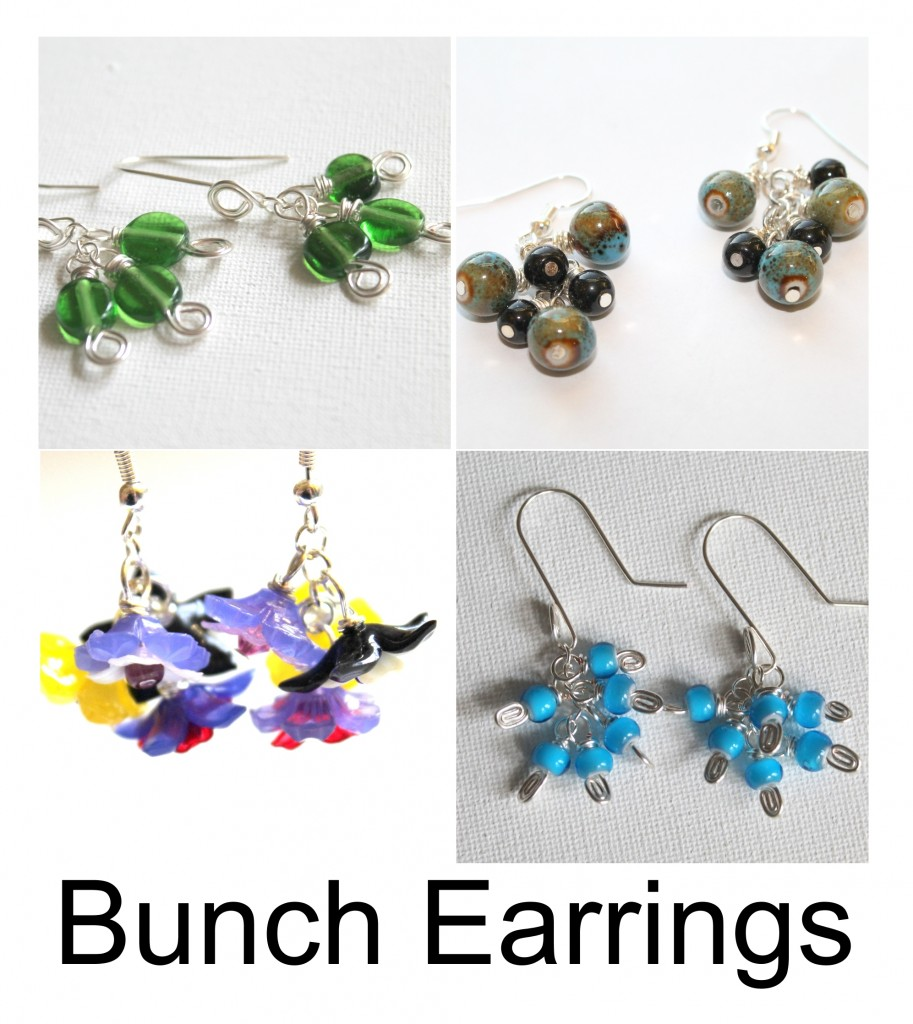 Bunch Earrings