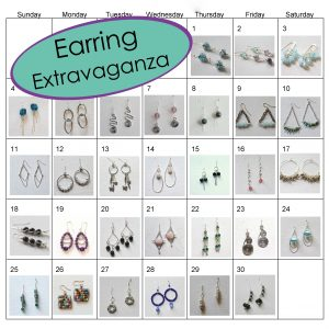 Earring Extravaganza