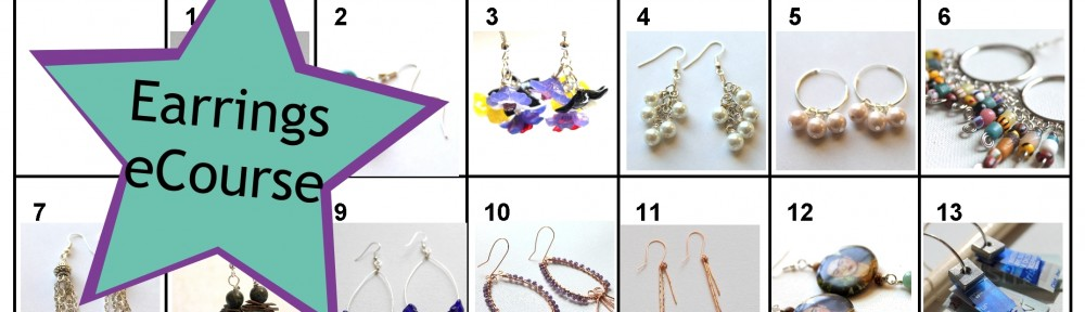 Earrings eCourse