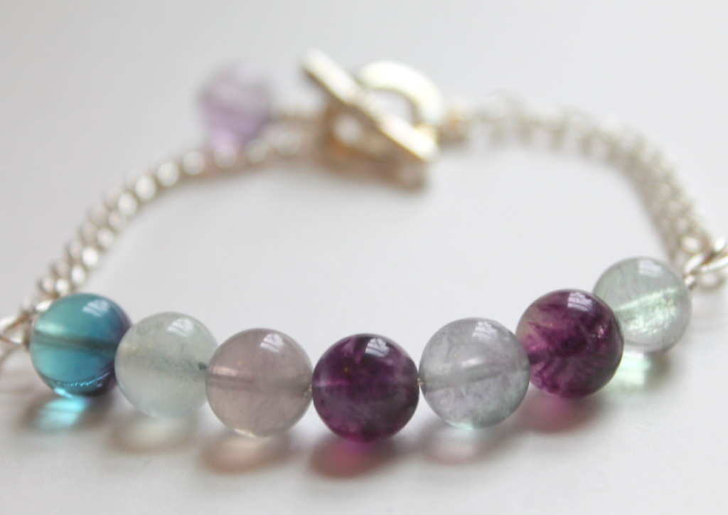 Bracelet with beads