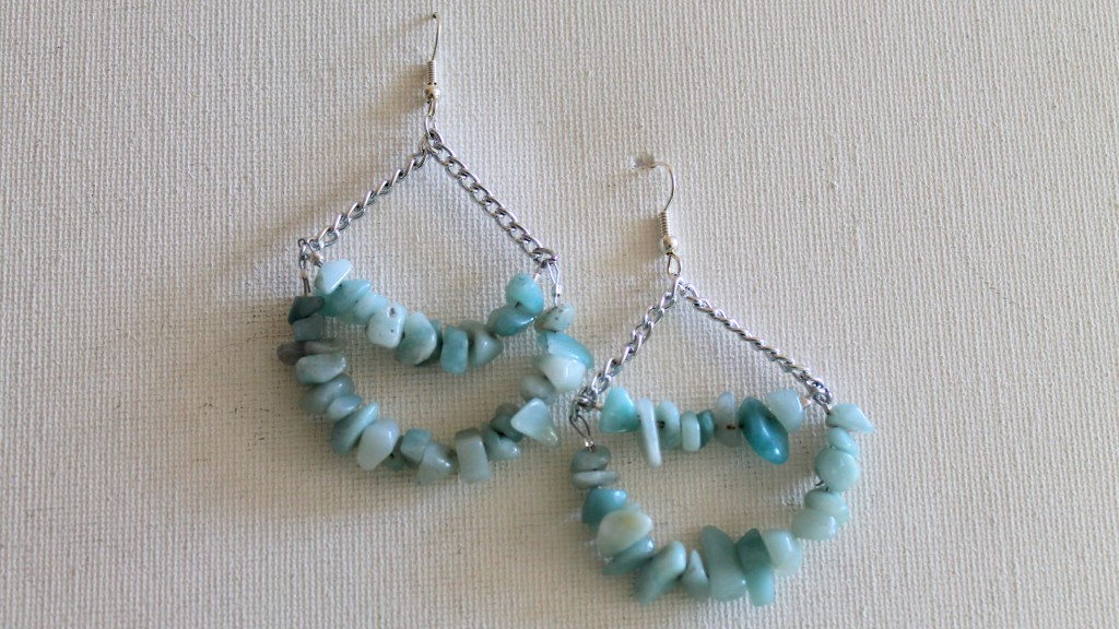 2 Strand earrings