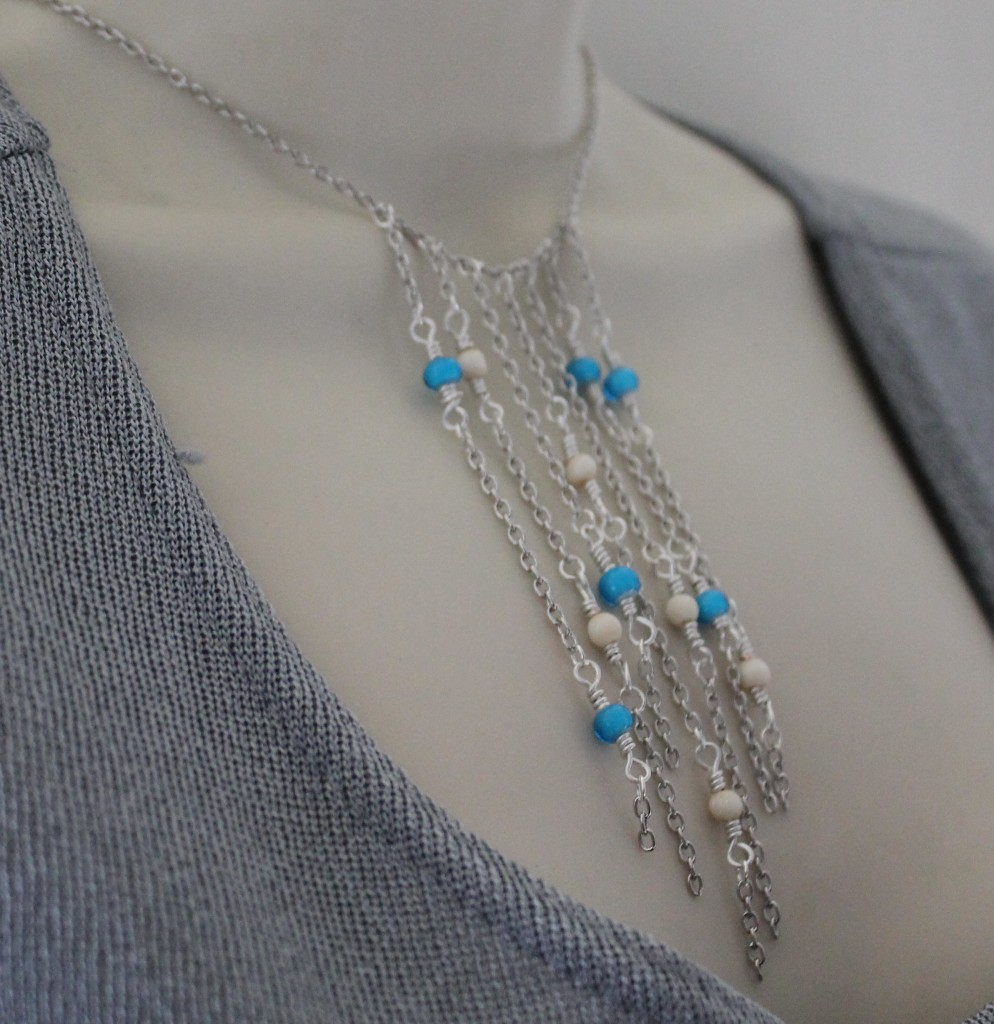 ECT TV Episode 32:  How to Make a Waterfall Necklace