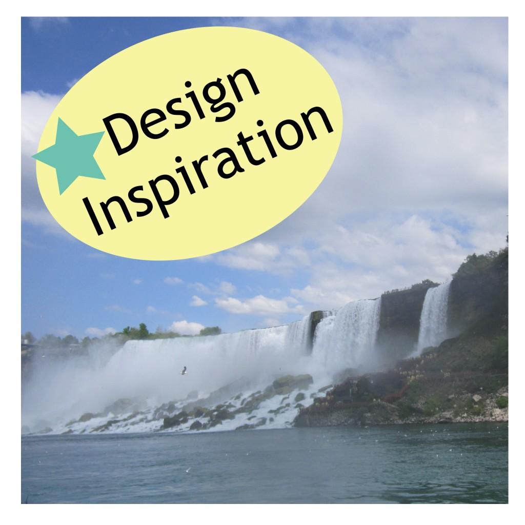 Design Inspiration:  Waterfalls