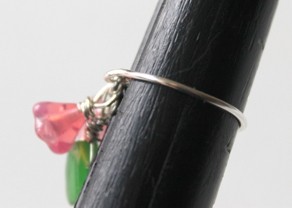 How to Make a Flower Ring