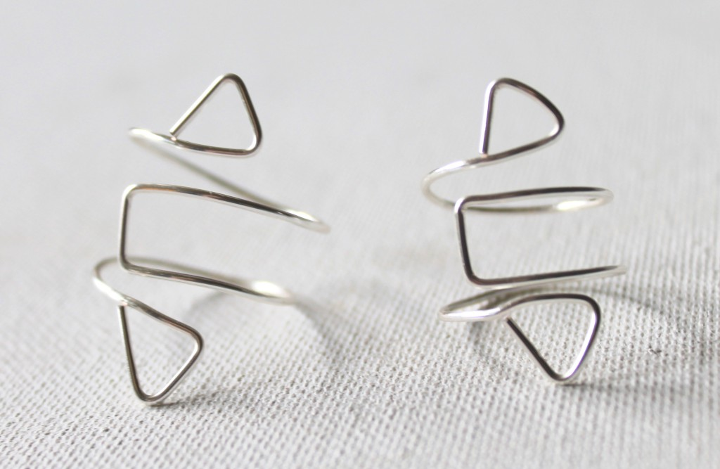 Adjustable Triangle Ring Tutorial