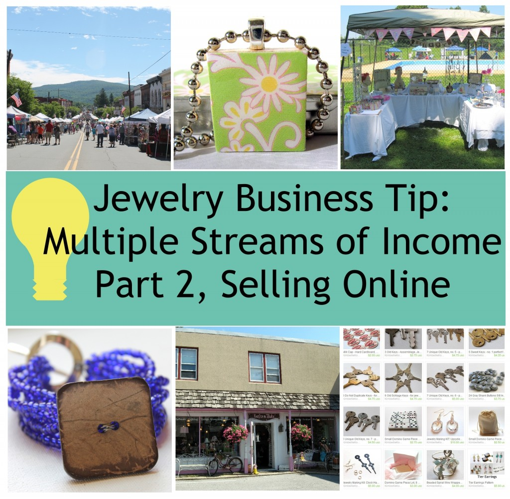 Jewelry Business Tip - Selling Online