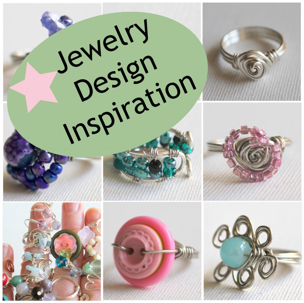 Jewelry Design Inspiration - Rings