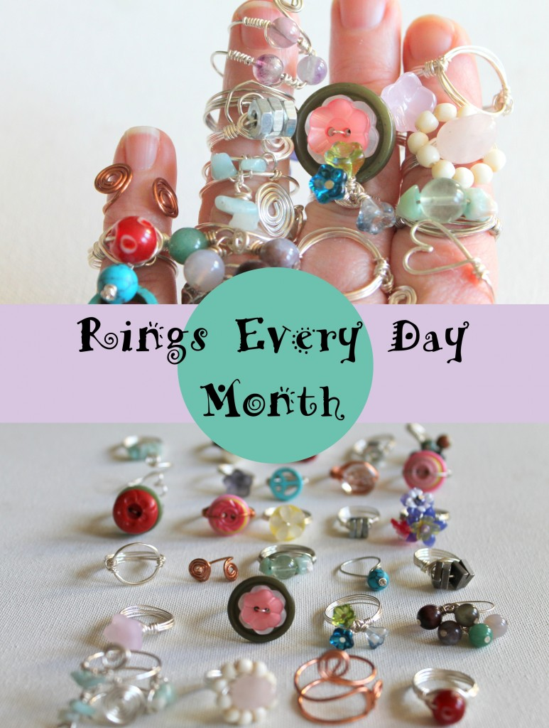 how to make rings | Emerging Creatively Jewelry Tutorials