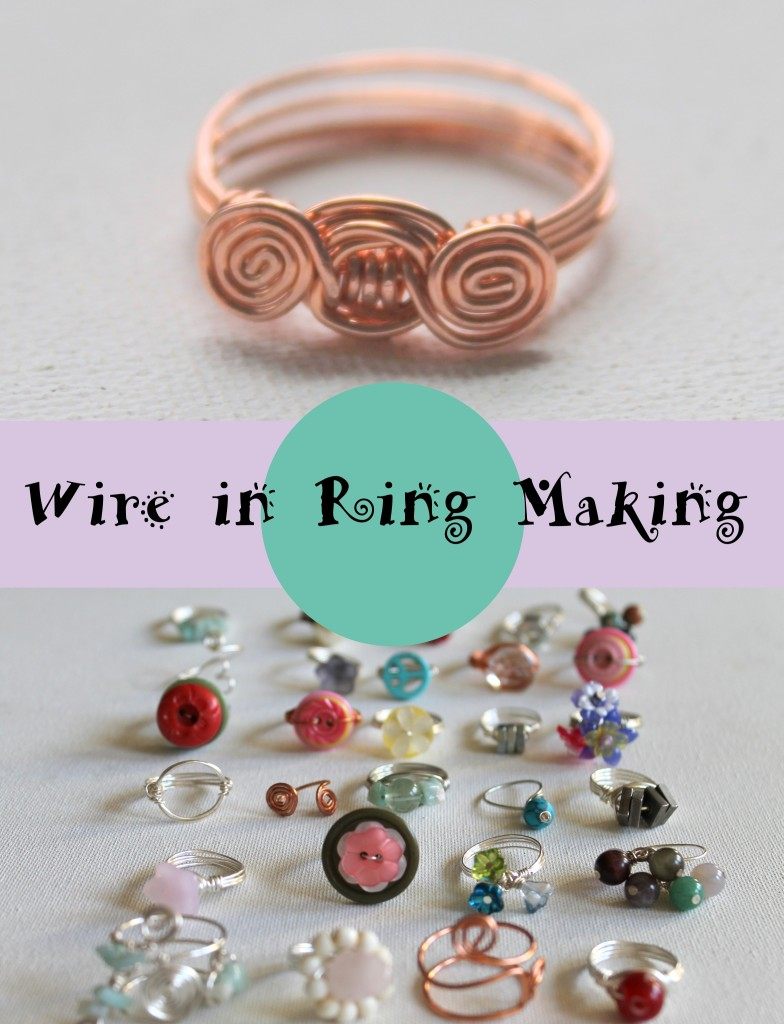 Wire in Ring Making