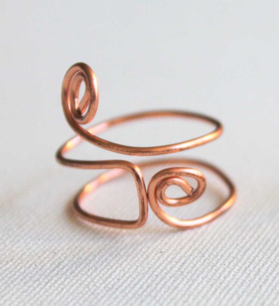 Decorative Wire Ring