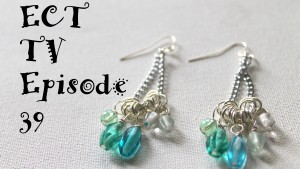 ECT TV Episode 39: Ombre Jump Ring Earrings