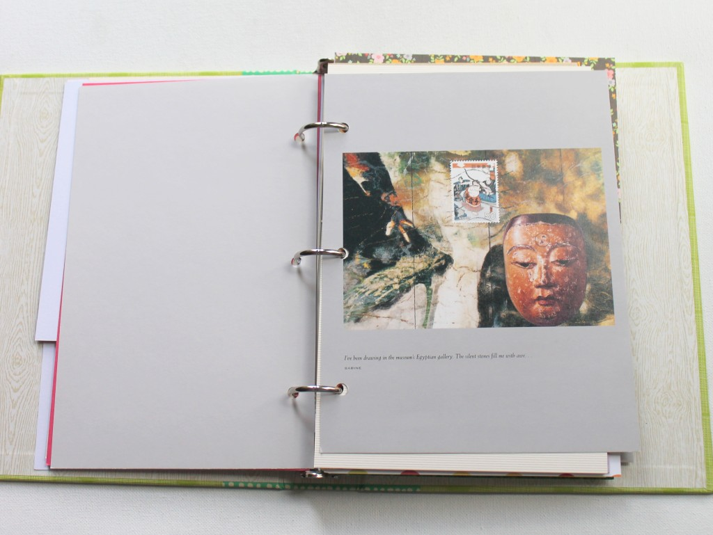 Binder Art Journal