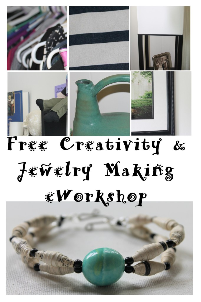 Free Creativity and Jewelry Making Workshop