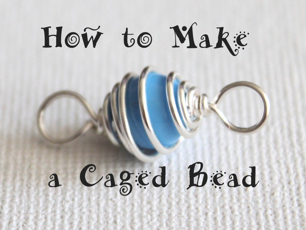 How to Make a Caged Bead