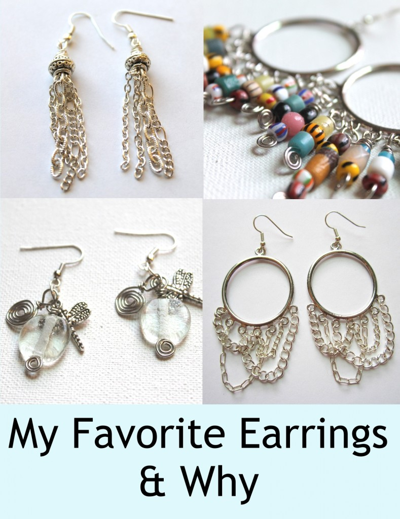 Favorite Earrings