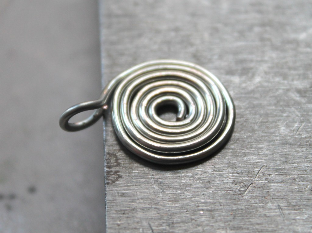 ECT TV Episode 46:  Wire Spiral Pendant