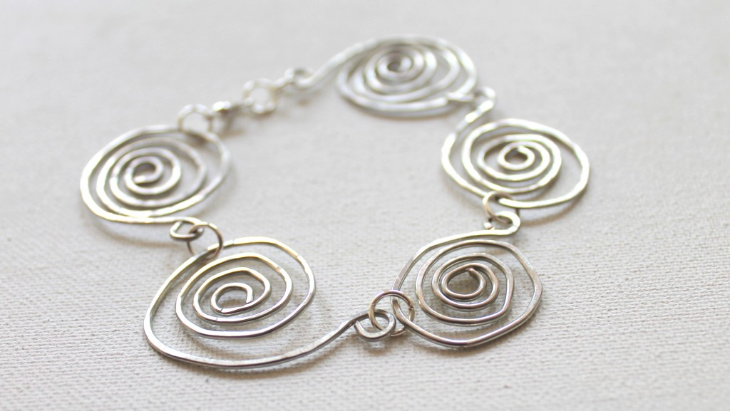Spiral Bracelet Workshop