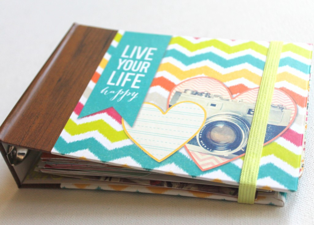Week in the Life Mini Album