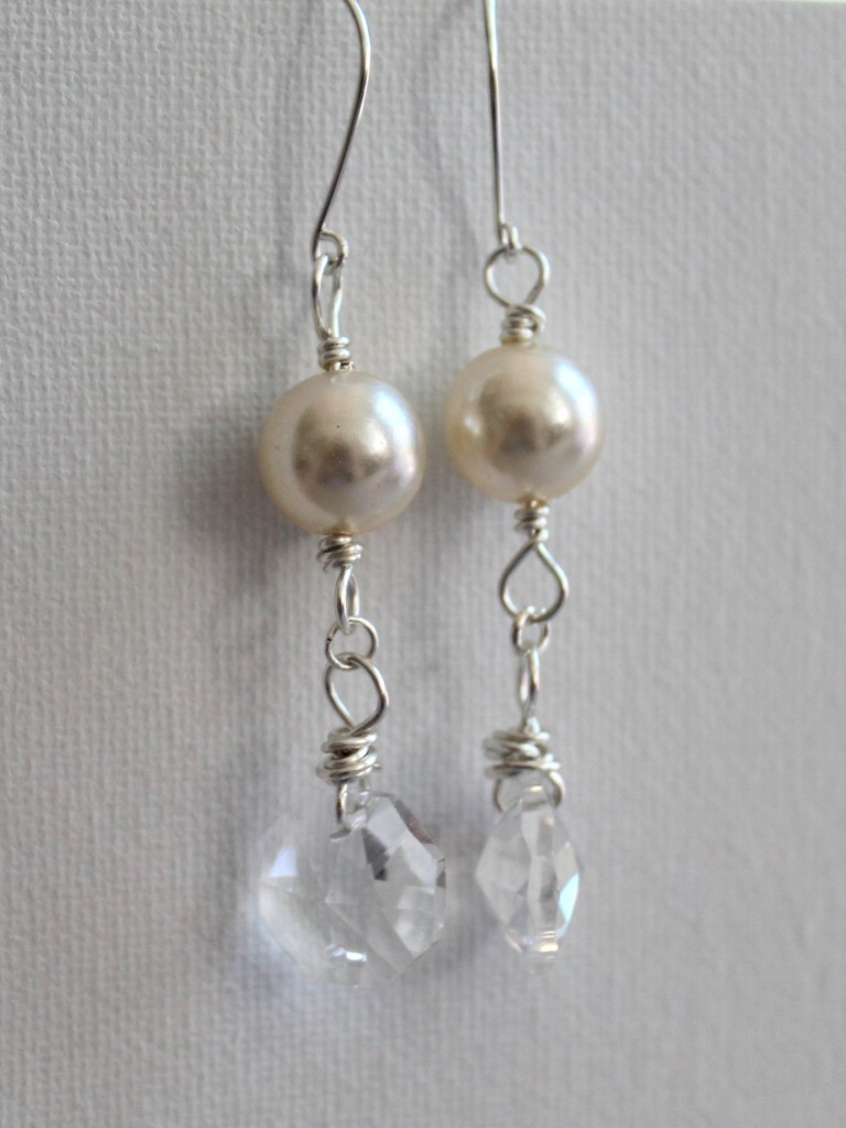 Earrings Every Day Month, Day 12